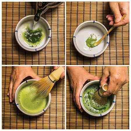 Comment faire un bon thé matcha ?