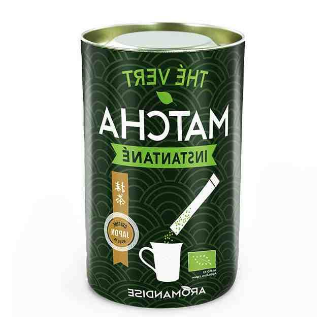Où trouver le thé matcha en poudre ?