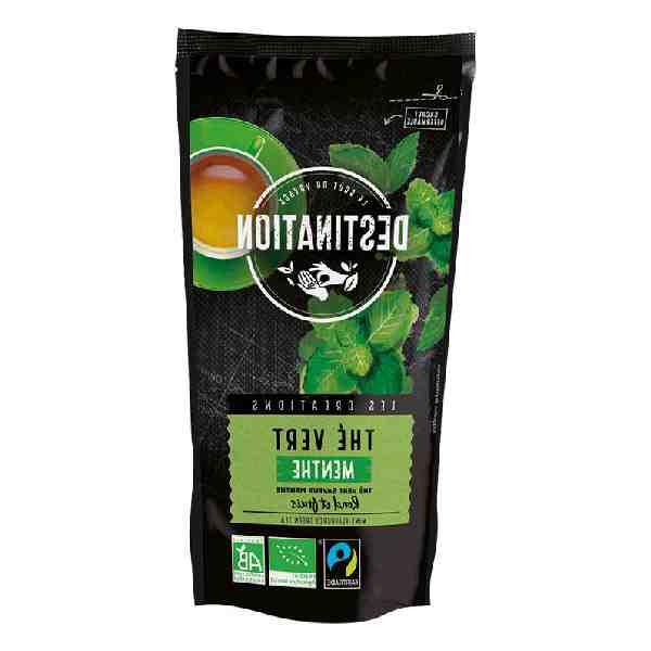 Quand boire du thé vert à la menthe ?