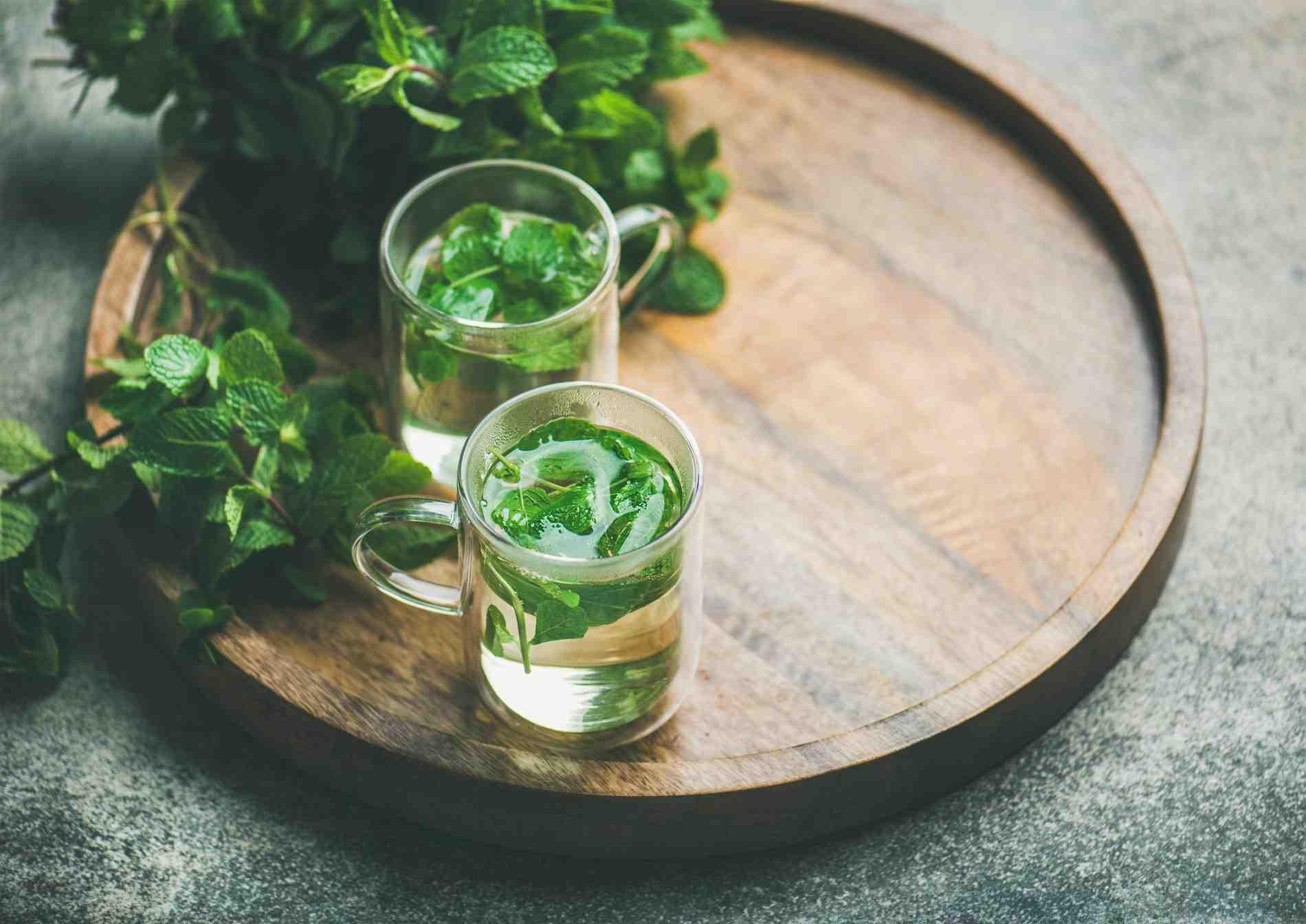 Quelle variété de menthe pour le thé ?