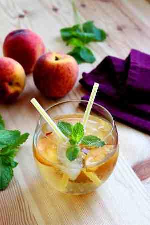 Quand boire du thé glacé ?