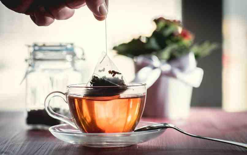 Quel est le poids d'un sachet de thé ?