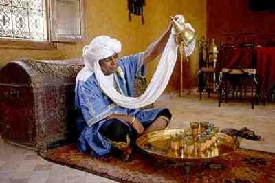 Quel thé au Maroc ?