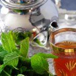 Thé marocain